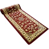 Rugs With Flair Sincerity Sherborne Tapis Rouge 60 cm x 230 cm