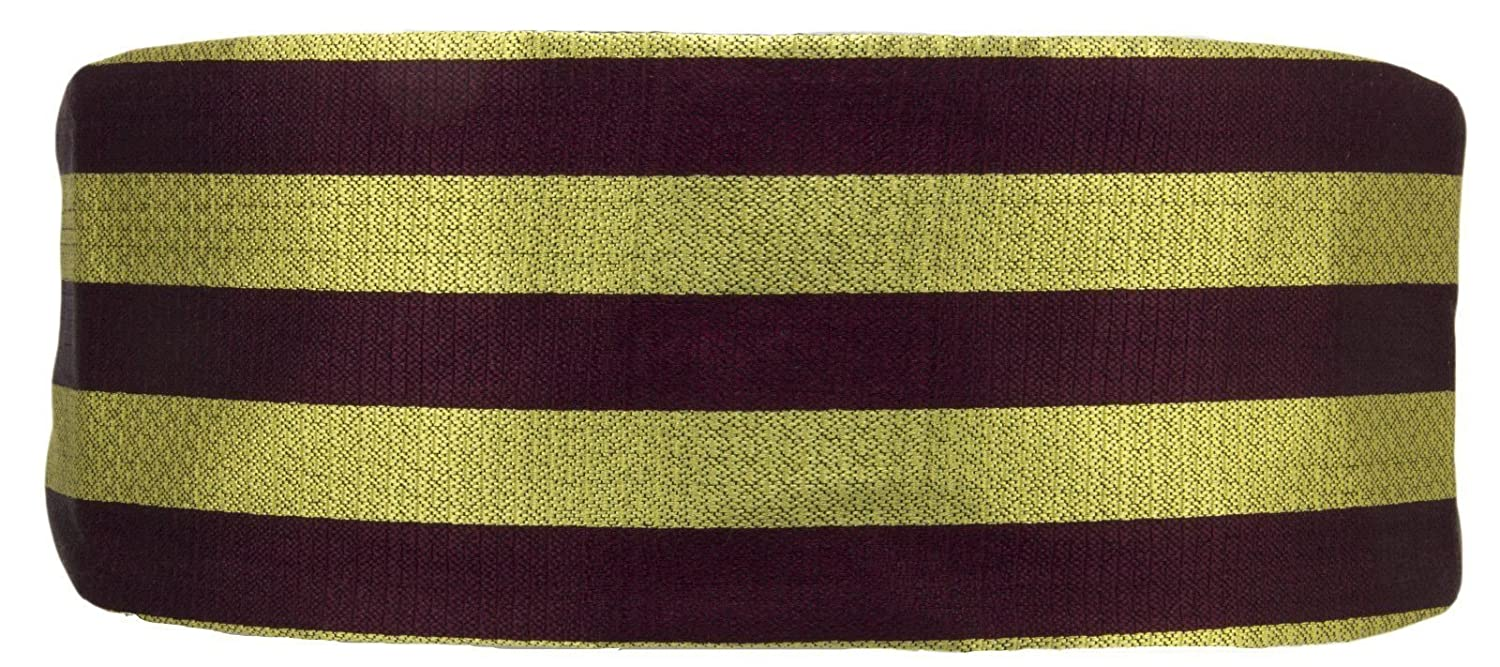 Royal Regiment of Fusiliers Silk Non Crease Regimental Cummerbund R Shop