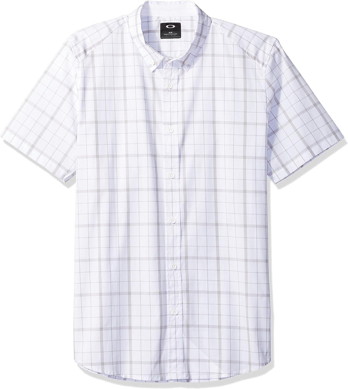 Oakley Local Ss - Camisa de cuadros para hombre: Amazon.es: Ropa y accesorios