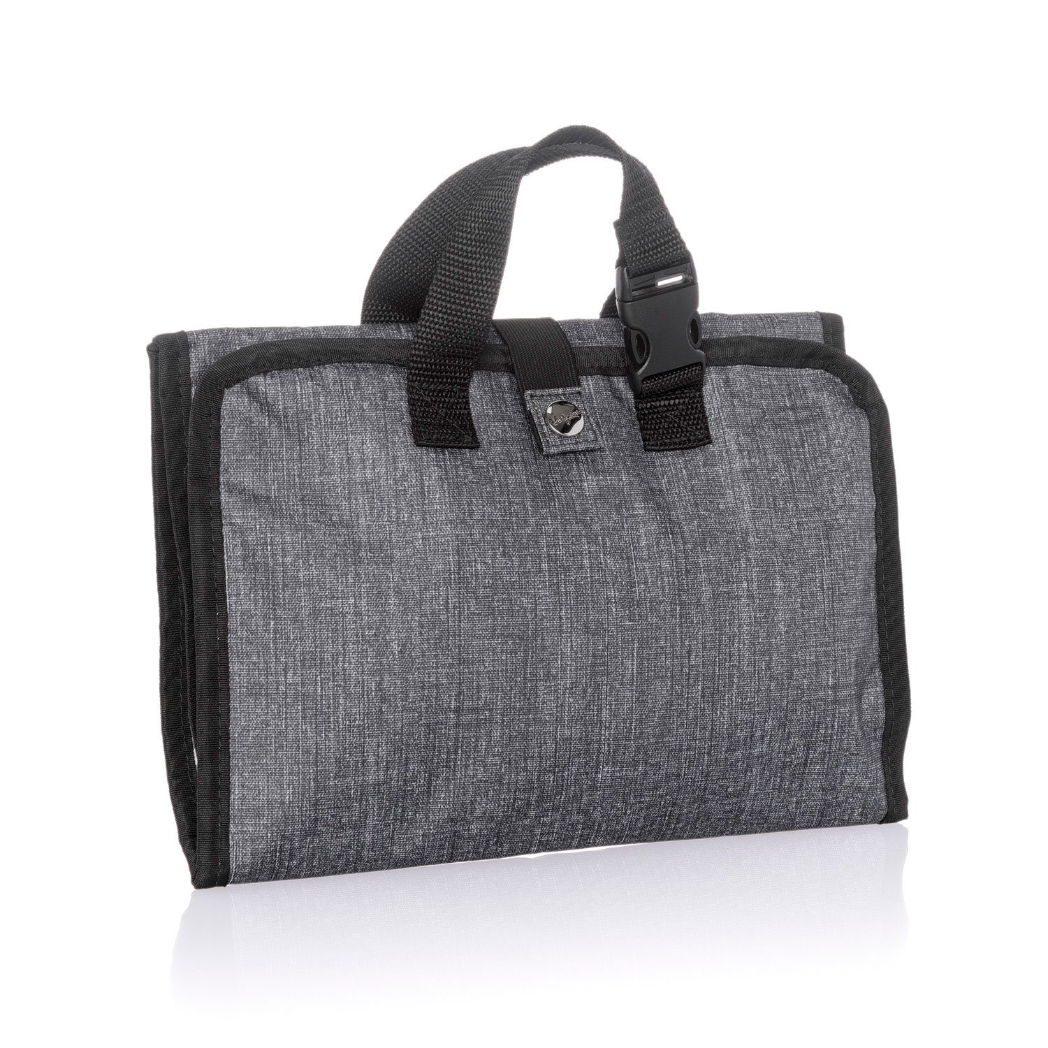 5ef86698e997 low-cost Thirty One Fold-Up Family Organizer in Charcoal Crosshatch ...