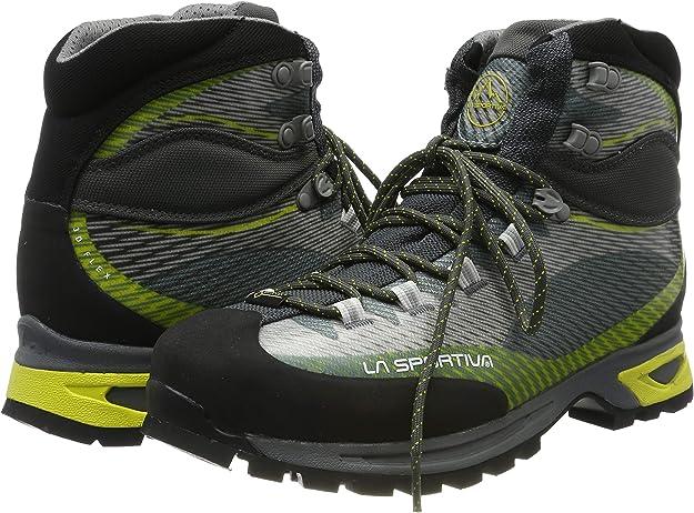 Chaussures de Randonn/ée Hautes Femme La Sportiva Trango TRK Leather Woman GTX Green Bay