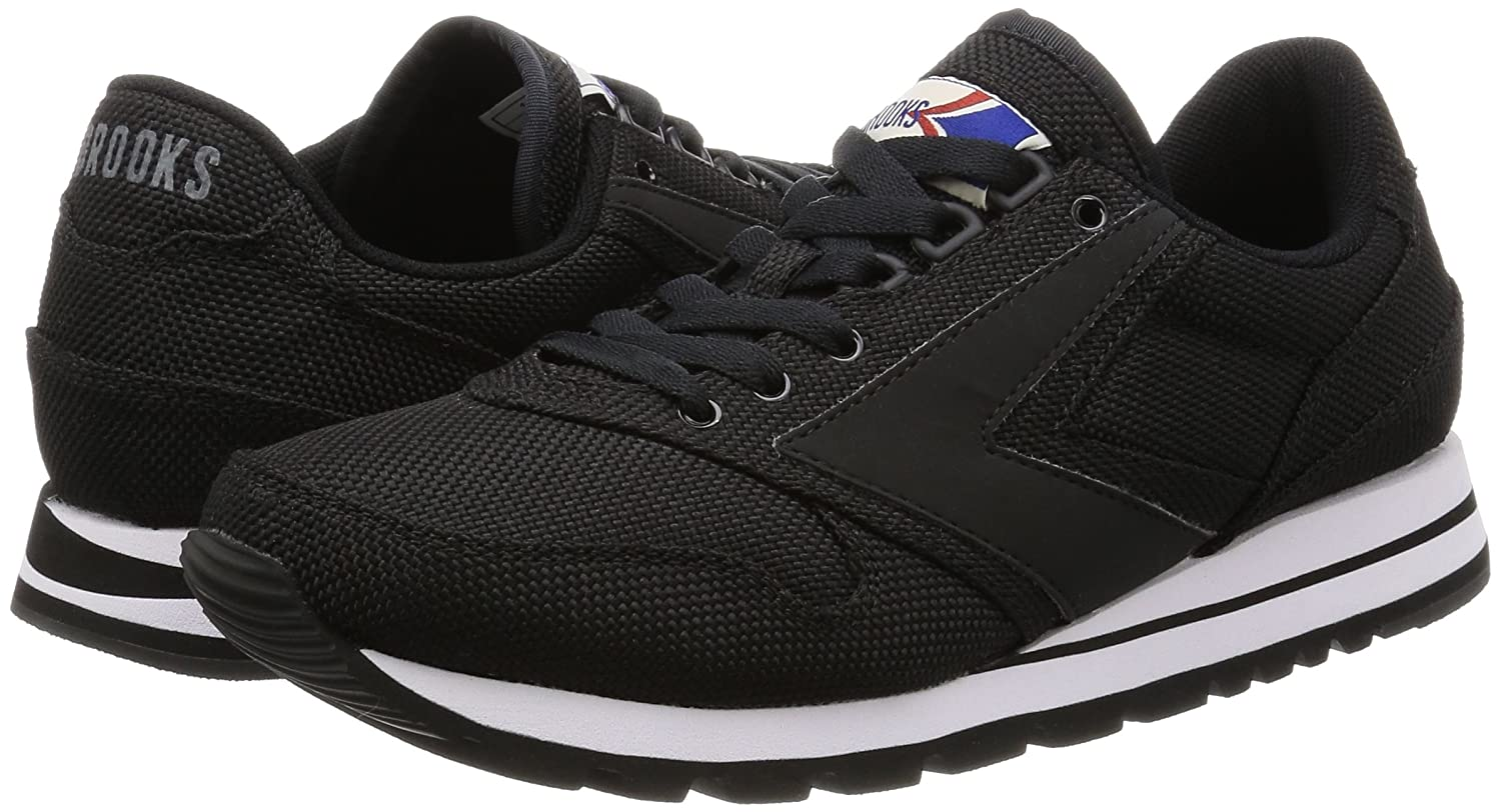 Brooks Chariot Mens in Black 8