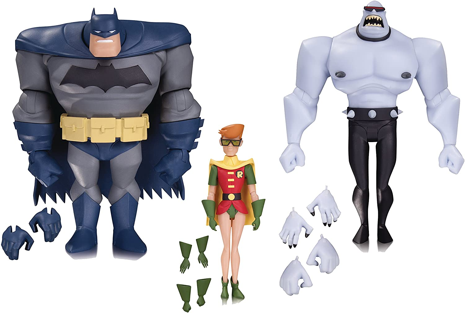 The New Batman Adventures Animated Series Robin Figure DC Collectibles New!