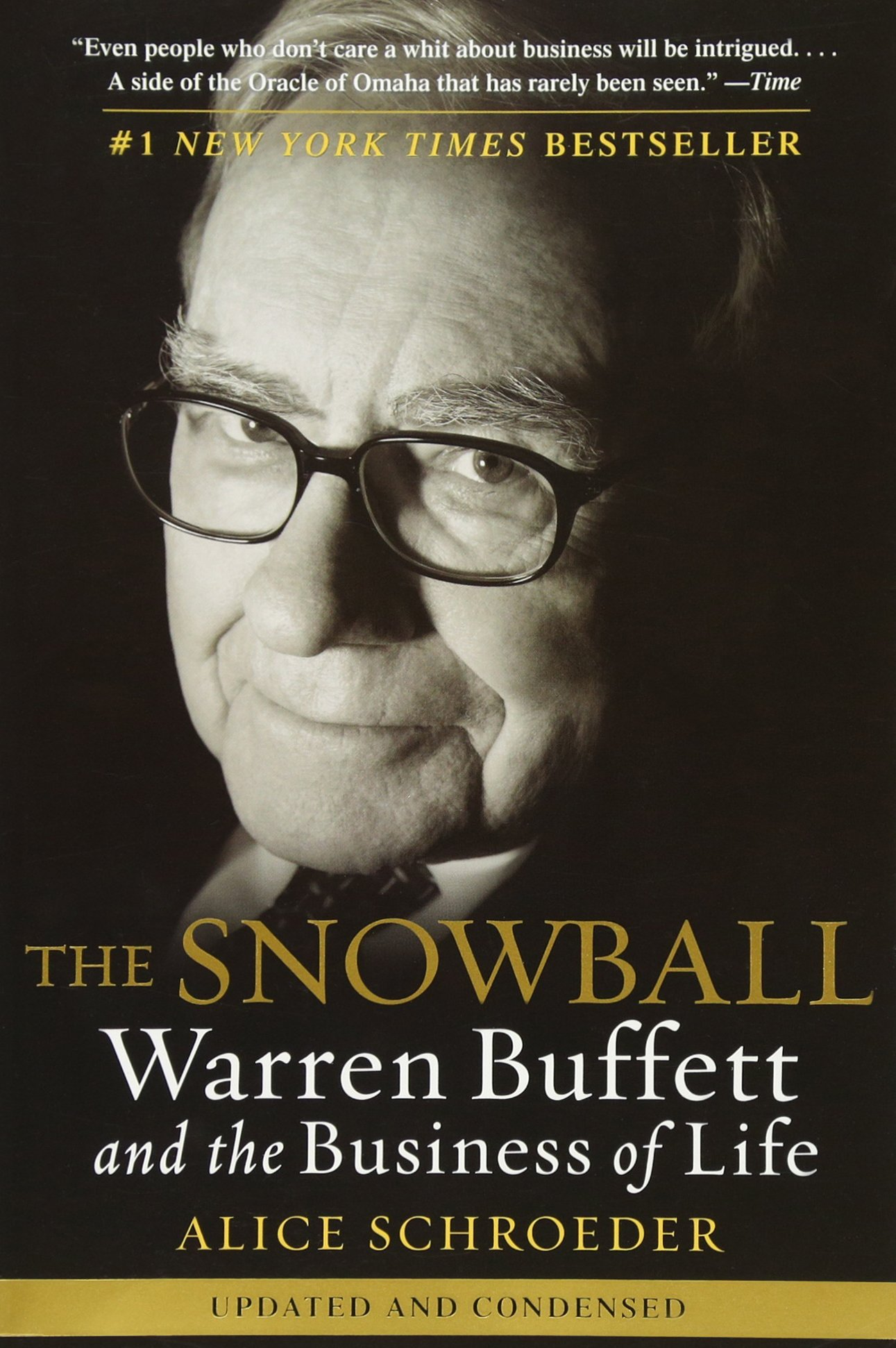 Book Suggestion: The Snowball