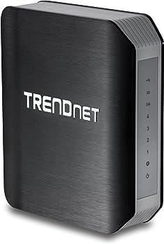TRENDnet AC1750 Wireless Gigabit Router