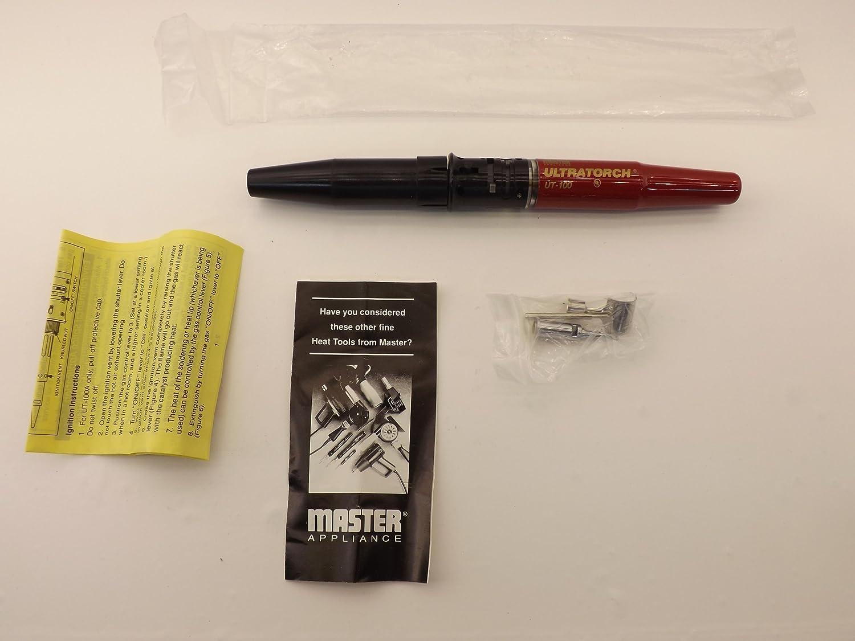 Master Appliance Ultratorch UT-100 Cordless Hot Knife Heat Tool T36947