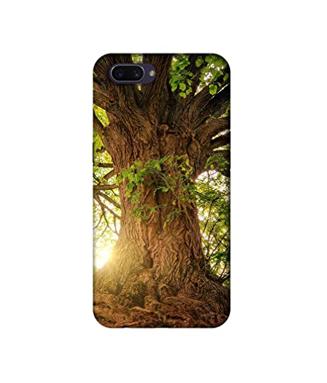 Solimo Designer Tree Trunk 3D Printed Hard Back Case Mobile