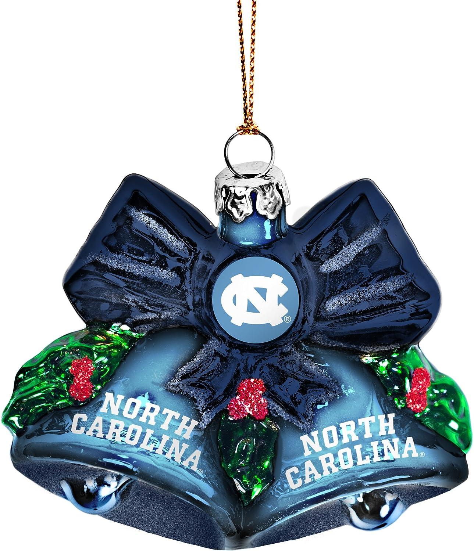 Topperscot by Boelter Brands NCAA Glitter Bells Ornament