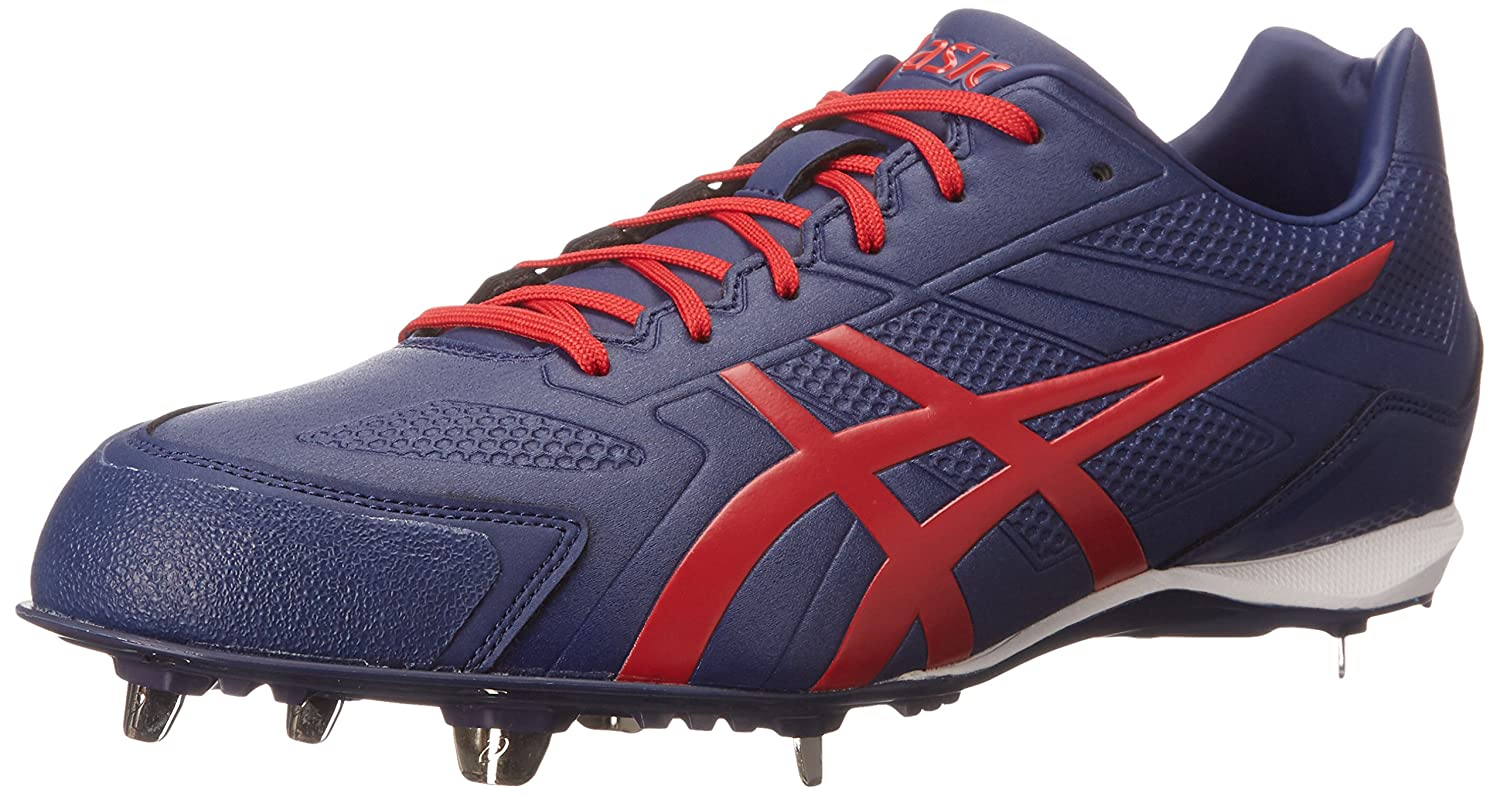 ASICS メンズ B00Z9ZWNYC 11.5 D(M) US|Indigo Blue/Racing Red/White Indigo Blue/Racing Red/White 11.5 D(M) US