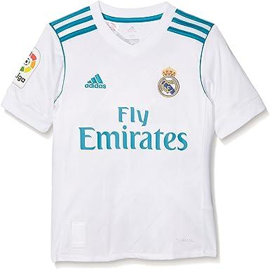 adidas Real H Jsyy Lfp - Camiseta Niño Unisex: Amazon.es: Ropa y accesorios