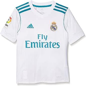 adidas Real H Jsyy Lfp - Camiseta Unisex niños: Amazon.es: Ropa y ...