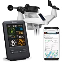 Deals on Logia 5-in-1 Indoor/Outdoor Weather Station