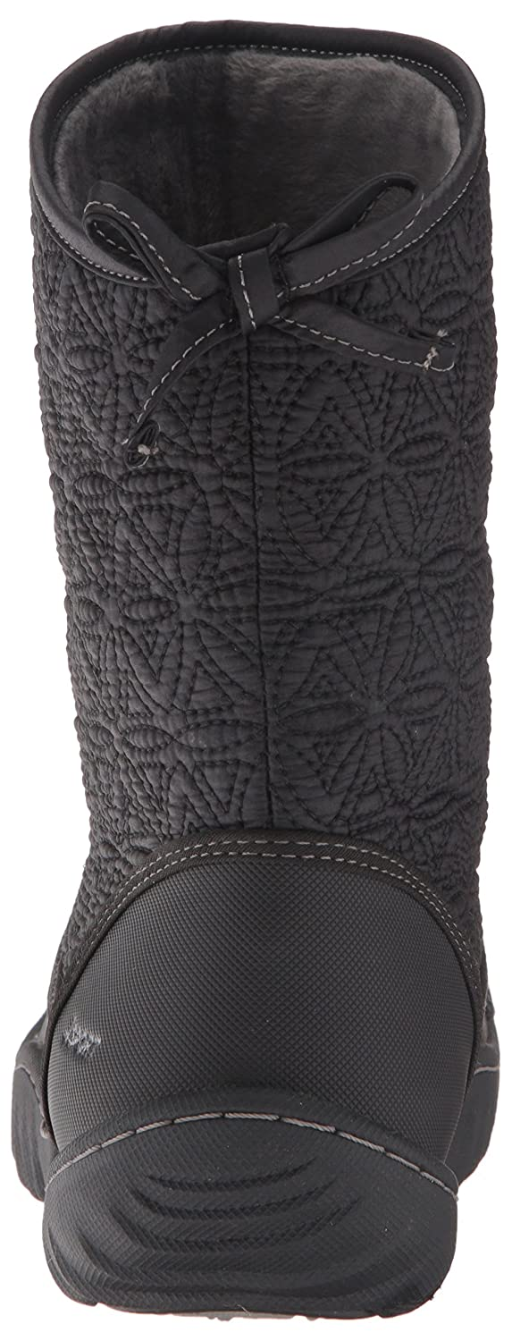 JSport by Jambu Women's Calgary Too Snow Boot B01GP62JV0 7.5 B(M) US|Black