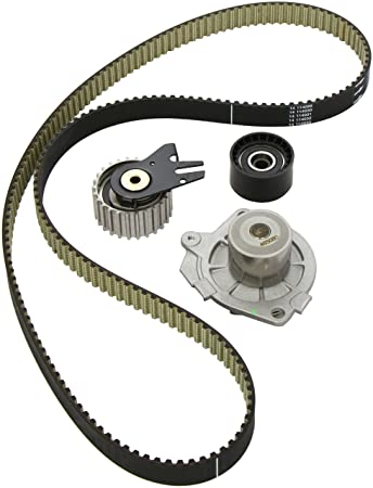 Car Timing Belt >> Dayco Ktbwp4580 Timing Belt Kit With Water Pump Amazon Co