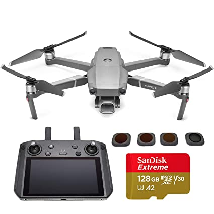 DJI Mavic 2 Pro Drone Quadcopter con Controlador Inteligente, Debe ...