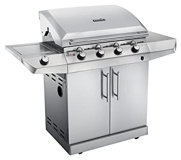 Char Broil Performance Series T47g 4 Brenner Gasgrill Mit
