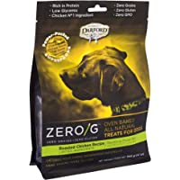 Darford Zero/G Roasted Chicken Treat for Dogs, 340g