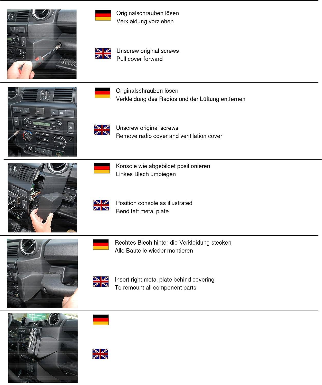 24V Rotes Elektrisches Stierhorn-Lufthorn-Rasender Ton F/ür Auto-Motorrad-Lkw-Boot Tickas Elektrische Stierhupe,Lautes 200Db 12V