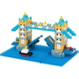 Nanoblock - NBH-065 - Tower Bridge - 460 pièces