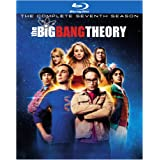 Big Bang Theory: Complete Seventh Season [Blu-ray] [Importado]