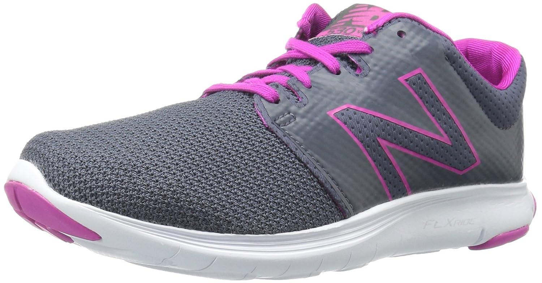 New Balance Women's 530v2 Flex Ride Running Shoe B0195IN5I6 5.5 B(M) US|Grey/Poisonberry