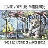 Donde viven los monstruos (libros para soñar)