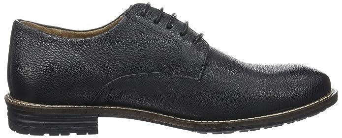 Para Huntington De Levi's Cordones Zapatos es Amazon Hombre Derby BwqEdXEv