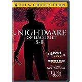 4 Film Favorites: Nightmare on Elm Street 5-8 (Freddy vs Jason, Freddy's Dead: The Final Nightmare, Nightmare on Elm Street 5