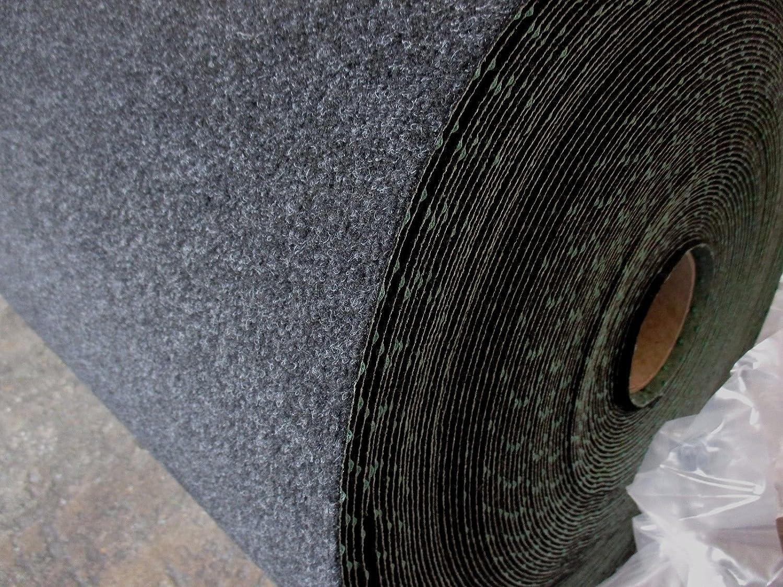 schwarz mit Noppen Aktion 300 x 400 cm Kunstrasen 4/€//m/²