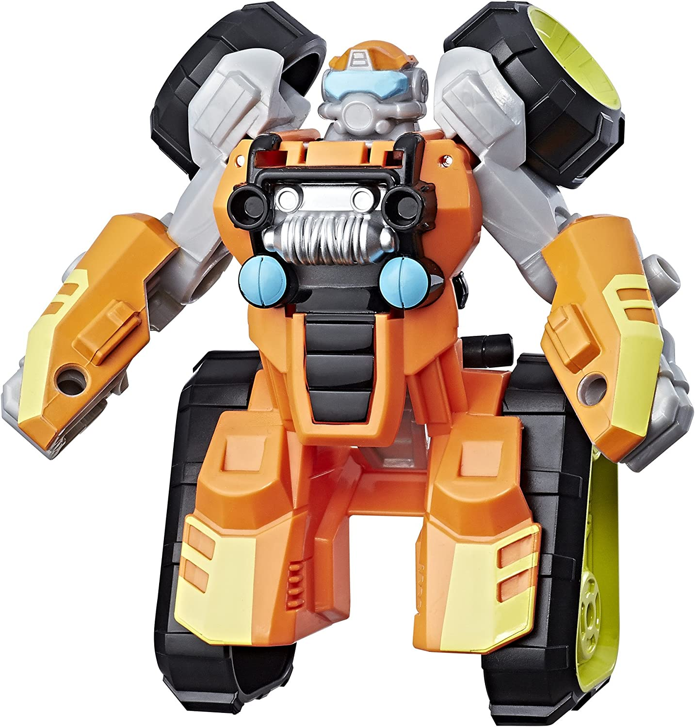 Amazon Com Playskool Heroes Transformers Rescue Bots Brushfire Toys Games