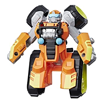 Amazon Com Playskool Heroes Transformers Rescue Bots Brushfire