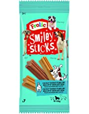 Frolic Snack Dentales para Perros, 7 piezas - 175 g