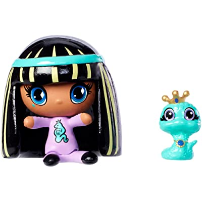 Monster High Minis Cleo De Nile & Hissette Figures: Toys & Games