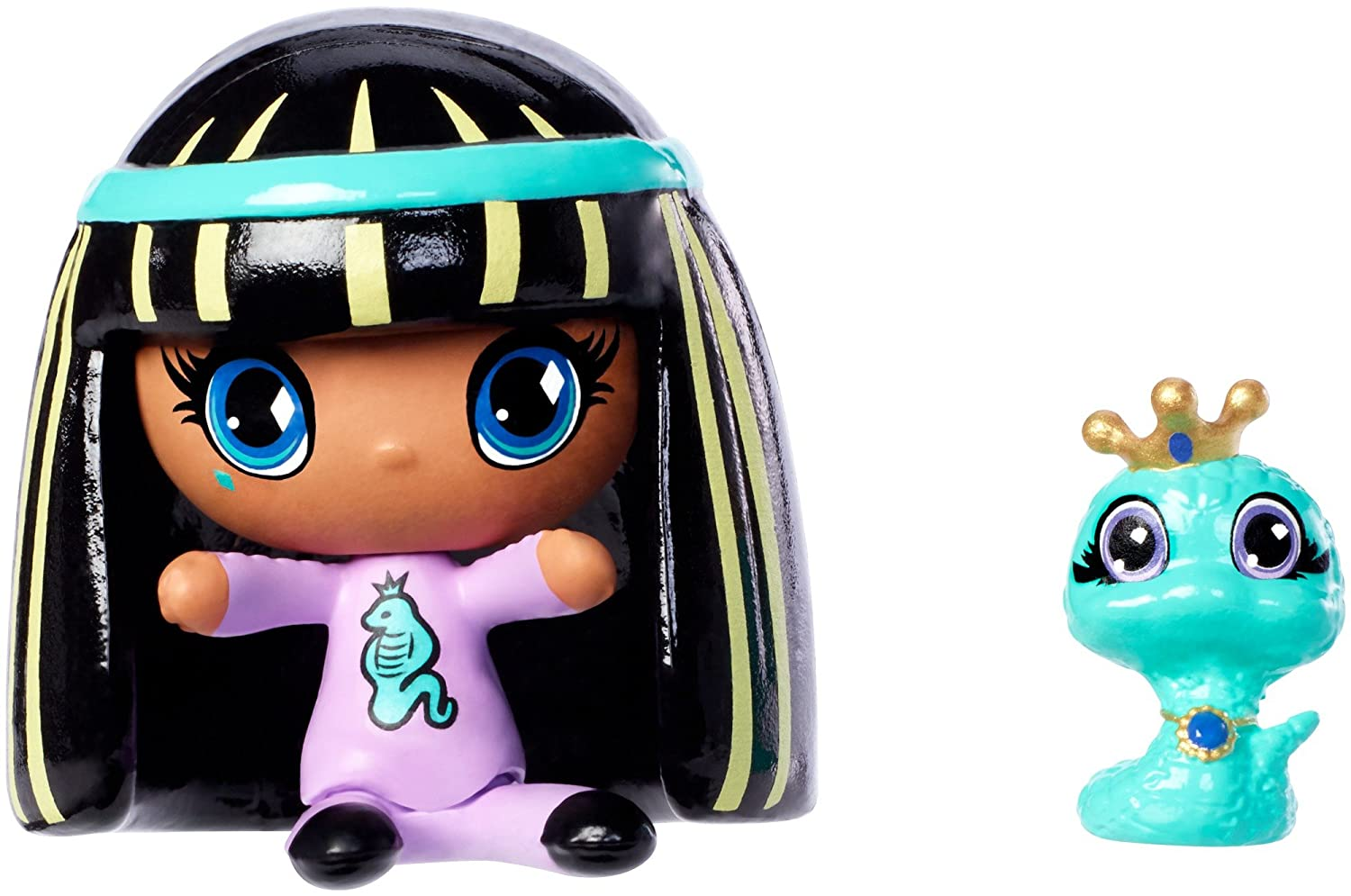 Monster High Minis Cleo De Nile Doll & Hissette Pet by Monster High