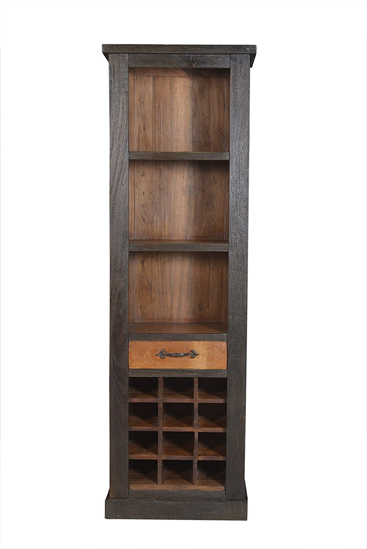 190 cm Bücherregal Fortezza