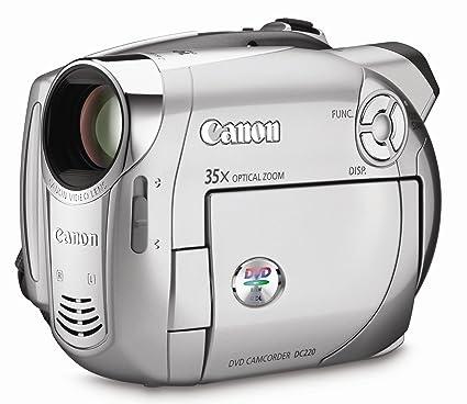 canon dvd camcorder dc220 user manual how to and user guide rh taxibermuda co Canon Elura 100 Canon Elura 70