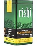 Rishi Tea Organic Chamomile Medley Loose Leaf Herbal Tea, 1.06 Ounces Tin