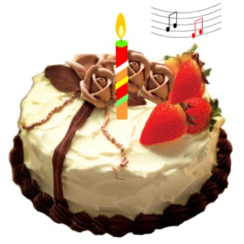 Terrific Amazon Com Birthday Songs Appstore For Android Birthday Cards Printable Inklcafe Filternl