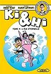 Ki et Hi - Tome 4: L'île éternelle