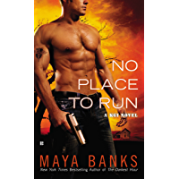 No Place to Run (KGI series Book 2) (English Edition)