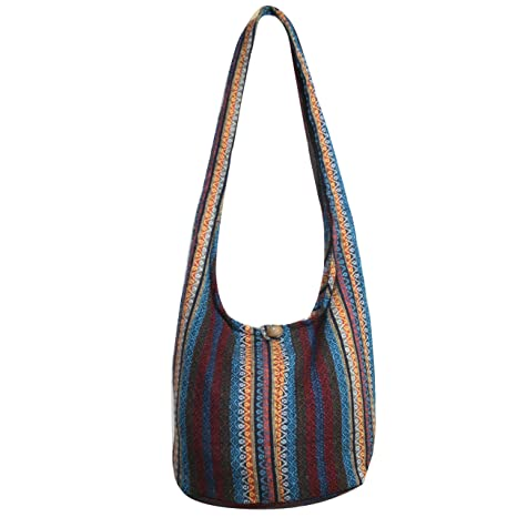 7292ca9f0b43 Amazon.com | Tonka Hippie Hobo Boho Bags Crossbody Bohemian ...