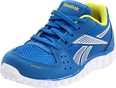 Reebok Mini Realflex Transition Trainer (InfantToddlerLittle Kid),Frenchy Blue