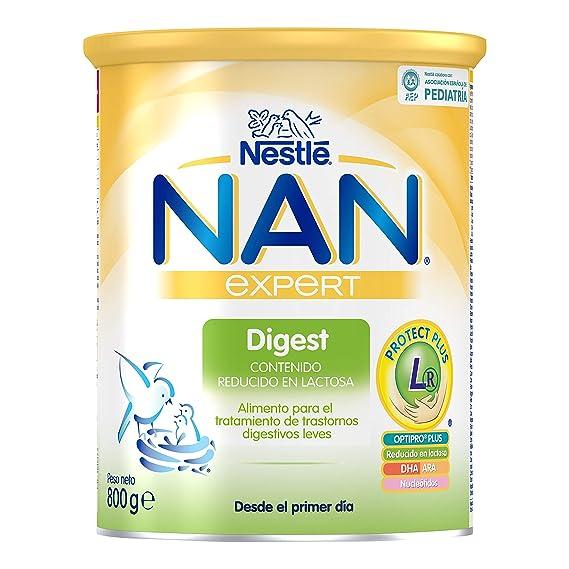 NAN Digest - Desde el primer día - Alimento en polvo para el tratamiento de trastornos