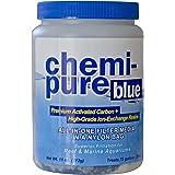 CHEMIPURE CPBLU11 Milieu de filtration pour aquarium, 11 onces, bleu
