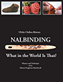 Nalbinding - What in the World Is That?: History and Technique of an Almost Forgotten Handicraft