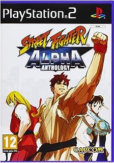 Street Fighter Alpha Anthology (PS2) [Importación inglesa]