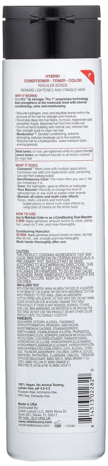 Amazon Viral Colorditioner Rose Gold 825oz Luxury Beauty