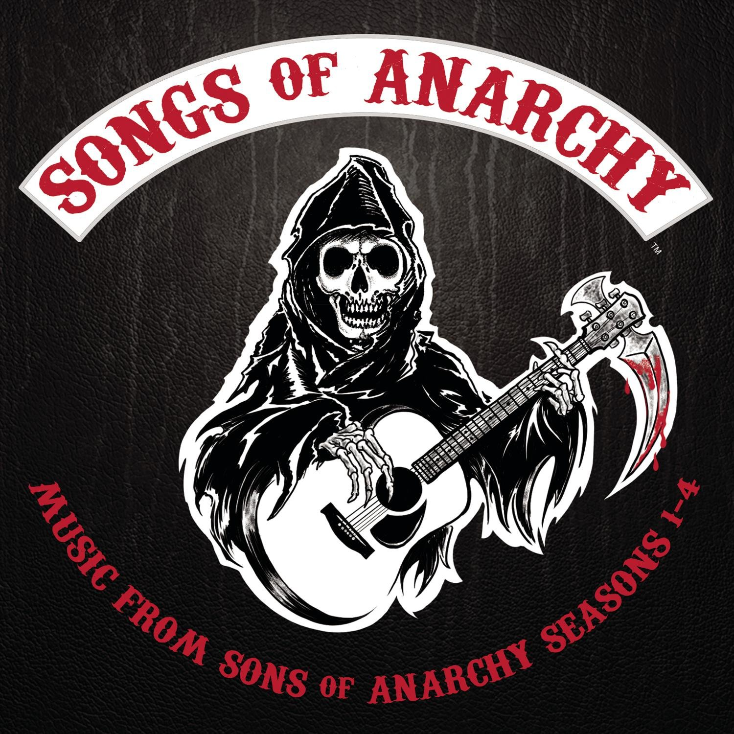 Sons of Anarchy/サンズ・オブ・アナーキー サントラ