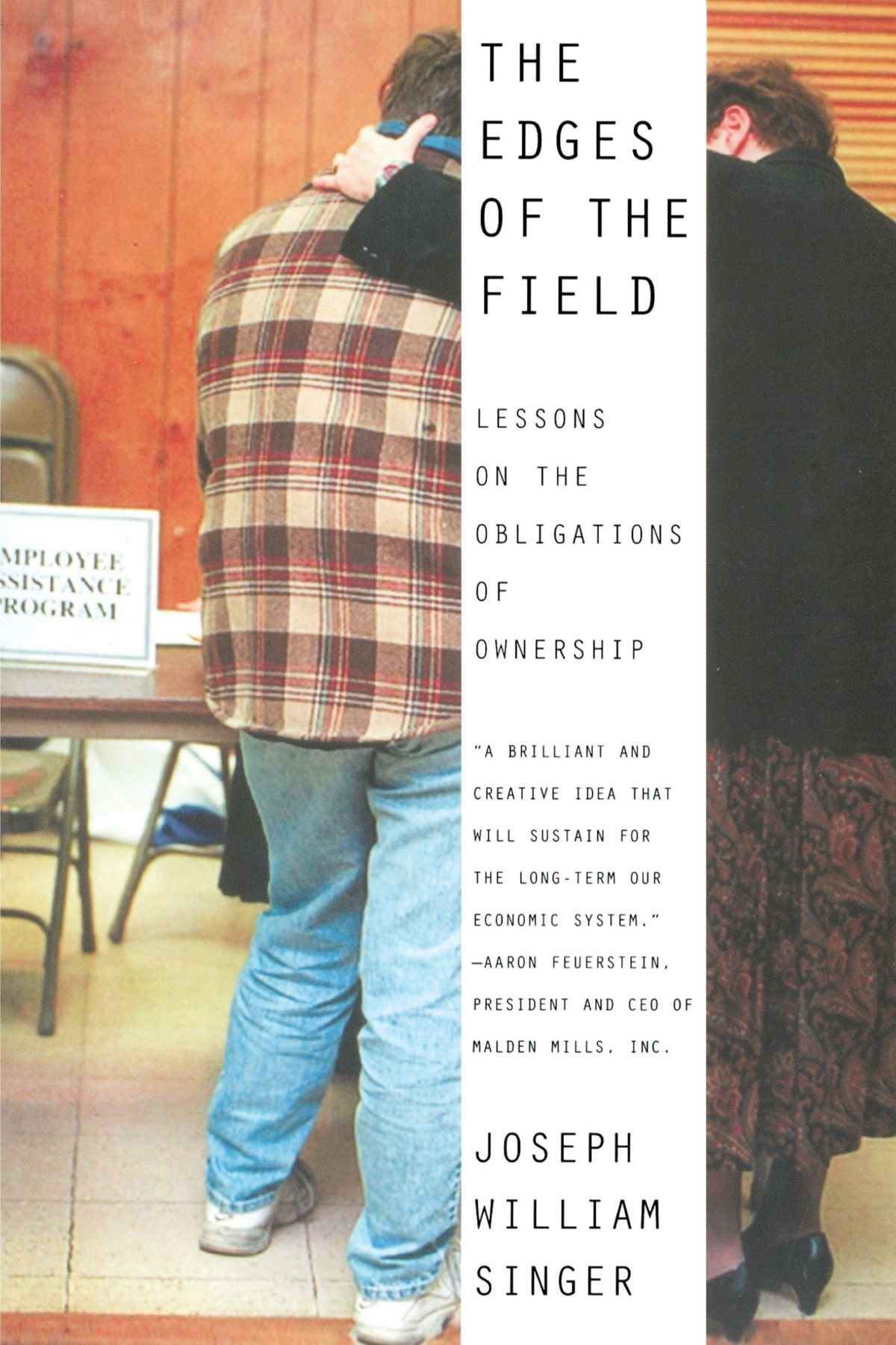 Download The Edges of the Field: Lessons on the Obligations of Ownership pdf