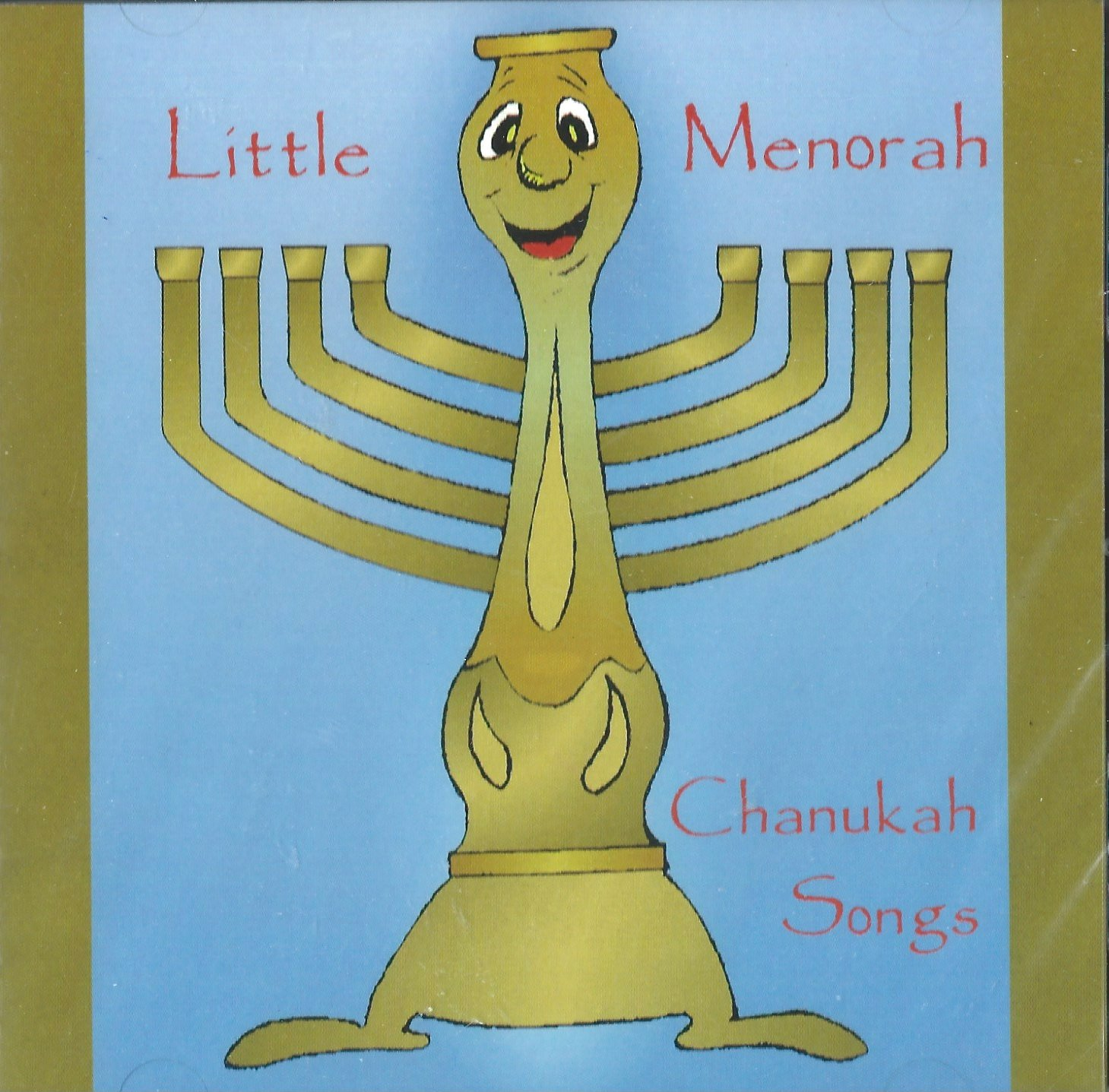 Little Menorah Chanukah Songs by B.R.C
